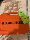 Black & Decker Bit Set- Missing A Few Pieces