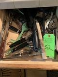 Contents Of Drawer - Kitchen Utensils