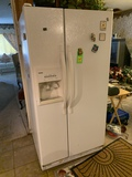 Kenmore Side By Side Refrigerator With Ice And Water In Door