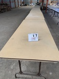 FOLDING TABLES 7 CT.