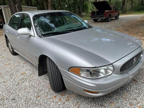 2001 Buick La Sabre Custom, Miles 163,616, Loaded