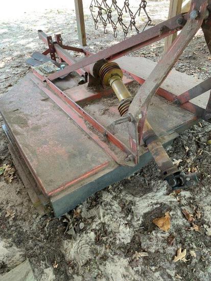 5' 3pt Shredder- Independent Manufacturing