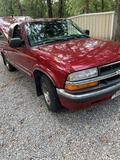 2001 Chevrolet S10 Pickup Ext. Cab Ls- 4.3 Liter V6, Miles 118,942