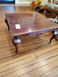 Queen Anne Ornate Coffee Table