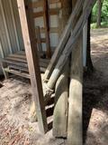 Telephone Poles & Misc. Wood