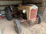 Naa Ford Tractor, Been In Family 60 Yrs. 612 Hrs. Since Overhaul