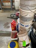Lot Of Buckets