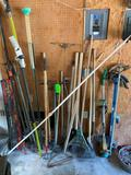 Yard Tools And Misc.