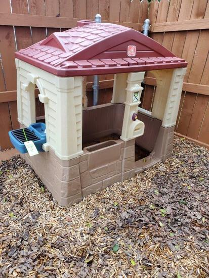 Step 2 Playhouse With Working Doorbell