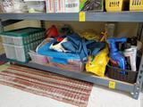 Contents Of Bottom Shelf