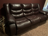 Couch in theatre