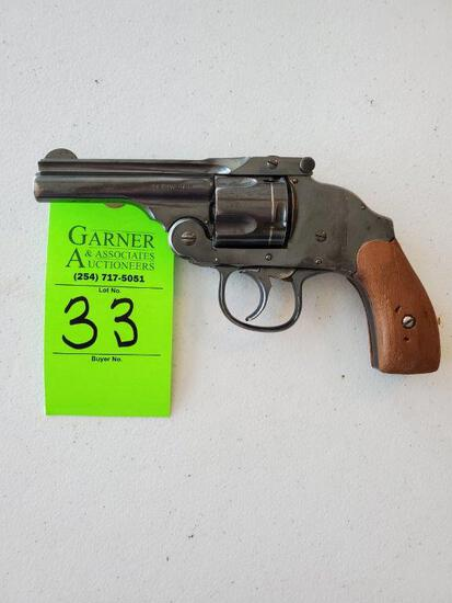 Smith & Wesson 38 SW Ctge