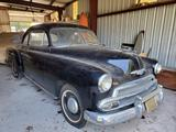1951 Chevrolet Coupe- 2 Owner Car- Cars Interior Has Been Completely Restored.