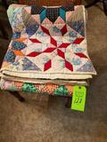 Pinwheel Quilt 82x67