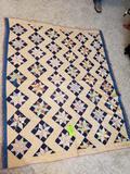Pinwheel Quilt 72x61