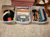 3 Totes Of Records