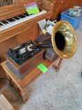 Edison Standard Phonograph- In Great Shape Does Work