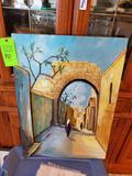 Israeli Painting 3d