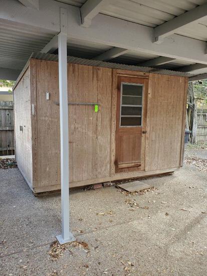 Storage Building 12x8