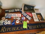 Presidential Buttons, US News, Citizens Newspaper