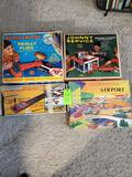 Johnny Service Garage, Johnny Astro, You Fly It, Int. Airport - Games