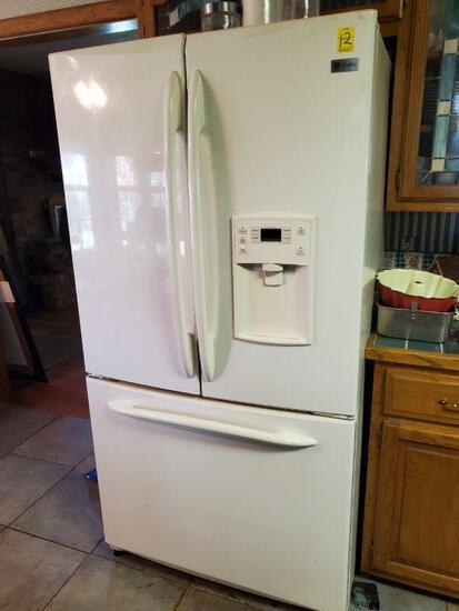 GE Profile Bottom Freezer Refrigerator