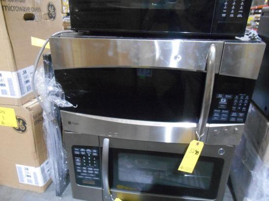 Microwave Ge Profile Pvm1970sr1ss