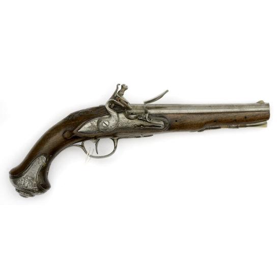 Flintlock Pistol by Rouhette AzLiege