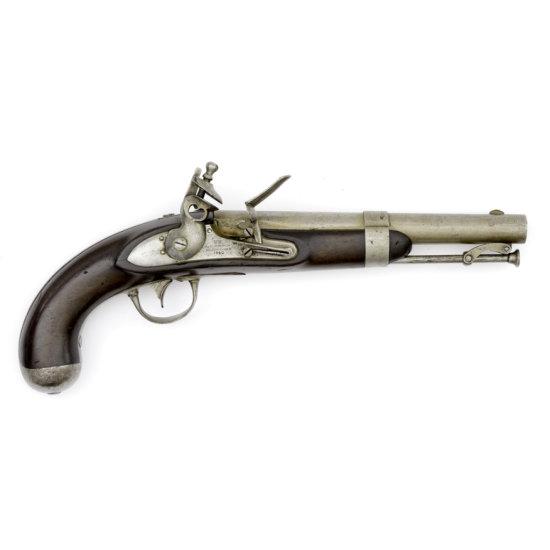 US Model 1836 Flintlock Pistol
