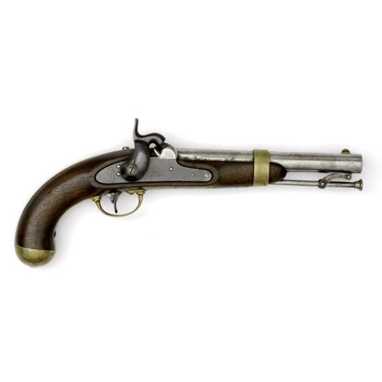 U.S. Model 1842 Pistol By H. Aston & Co