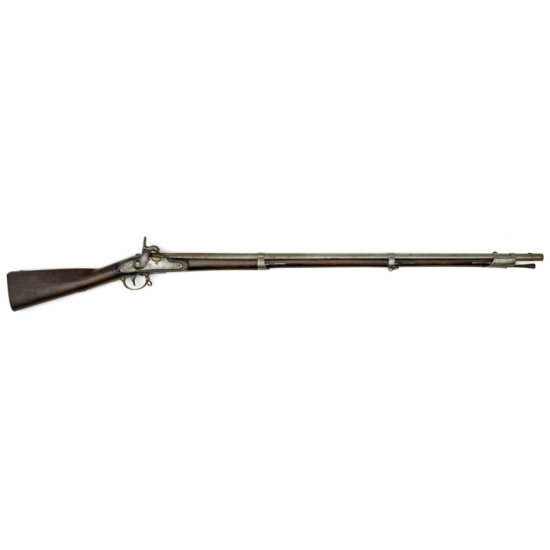 Model 1816 Springfield Musket With Belgium Conversion