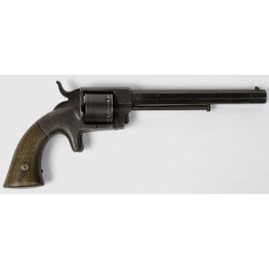 Bacon Mfg. Co. Navy Model Revolver, Second Type