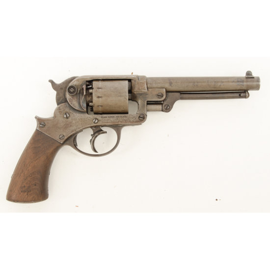 Starr Double Action Percussion Revolver