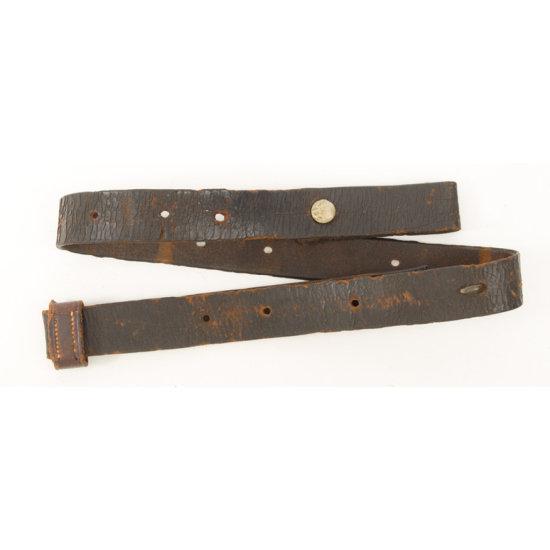 Civil War Rifle Sling