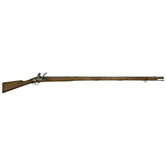 Re- Stocked Brown Bess Flintlock Musket