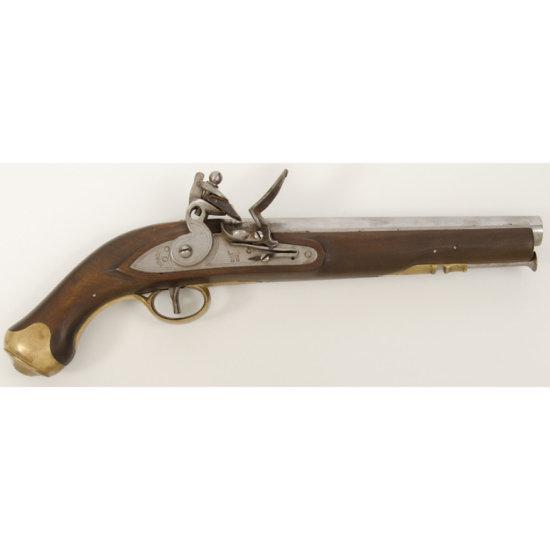 Reproduction Flintlock Pistol
