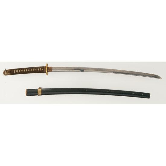Japanese WWII Officer's Sword