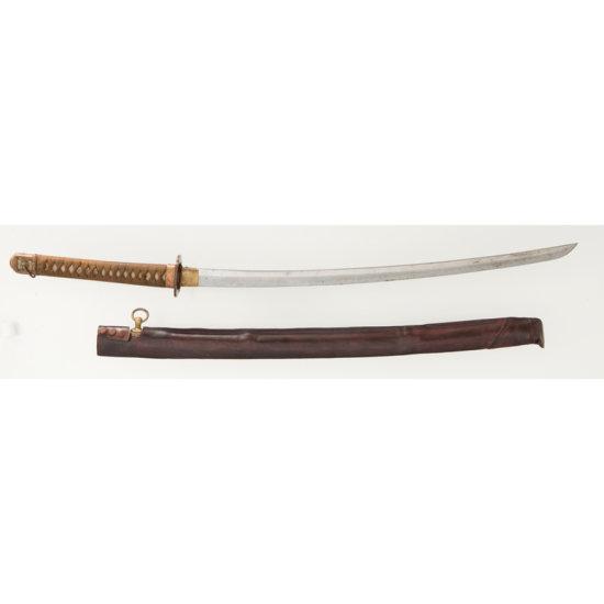 Japanese WW II Officer's Sword