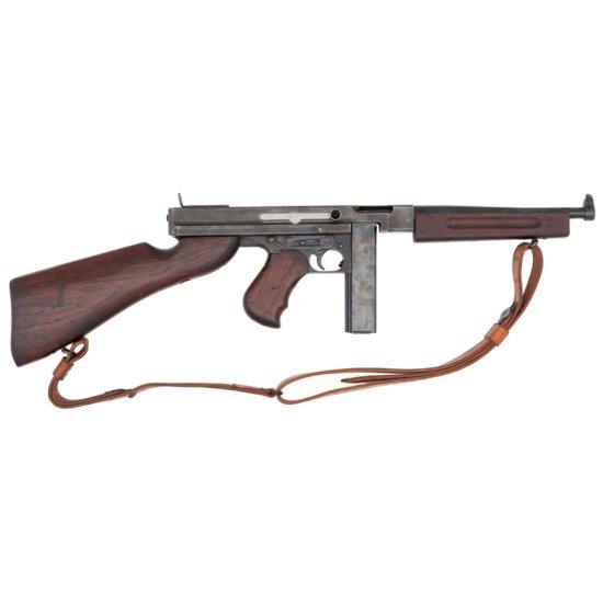 ***Thompson Submachine Gun By Auto Ordnance