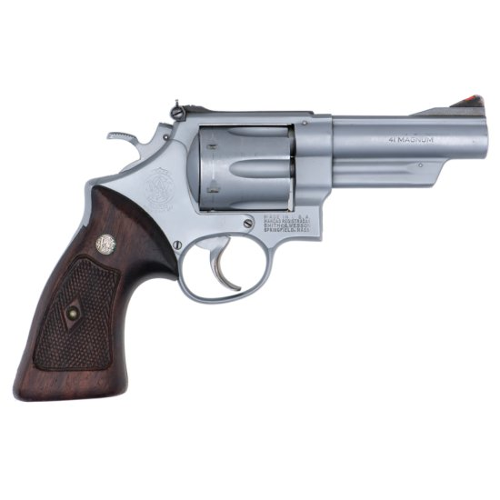 *Smith & Wesson Model 57 Engraved On The Backstrap Frank W. James