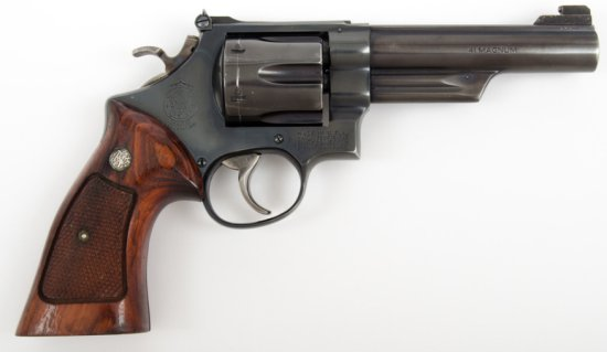 *Smith & Wesson 57 owned by Frank W. James