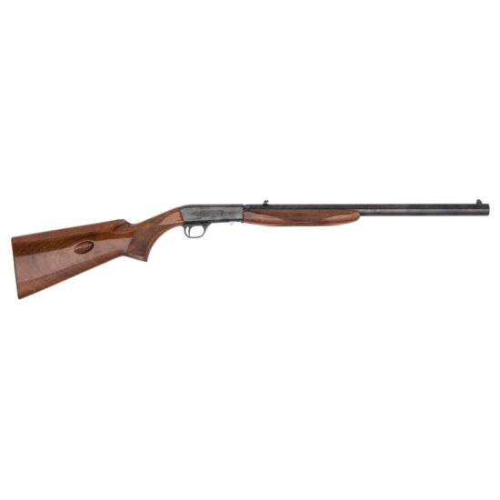 ***Browning SA Rifle with Full Suppressed Barrel
