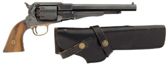 Reproduction Remington New Model Army Revolver by Lyman