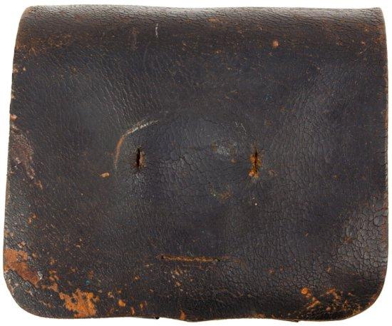 U.S. Model 1861 Cartridge Box