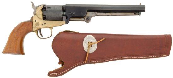 Reproduction Colt Model 1851 Navy Revolver by CVA