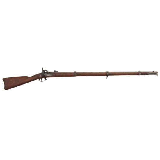 US M1861 Contract Rifle Musket By Robinson