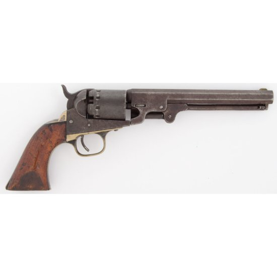 Manhattan Navy Series II Percussion Revolver