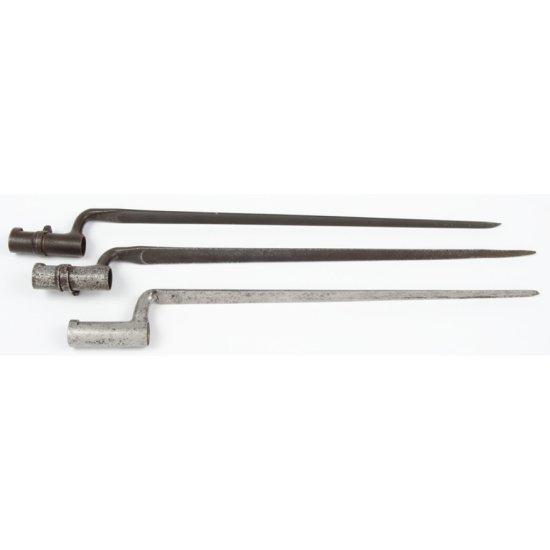 Lot Of Three Bayonets
