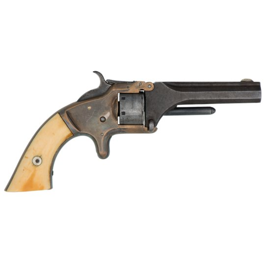 Smith & Wesson 1st Model 2nd Issue Revolver