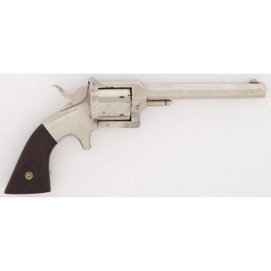 Lucius W. Pond Belt Revolver